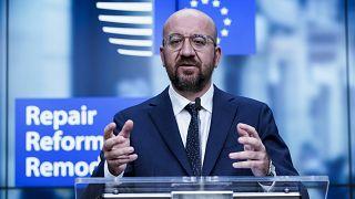 رئيس المجلس الاوروبي شارل ميشال