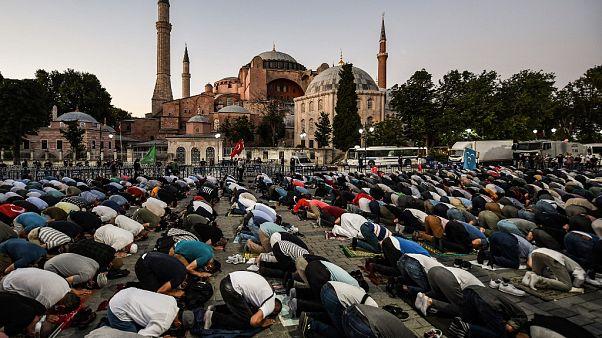 Айя-София: мечеть как политика