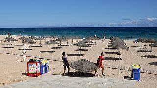 Afluência de turistas terá caído cerca de 90% no Algarve