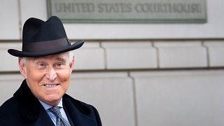 Trump eski danışmanı Roger Stone / Arşiv
