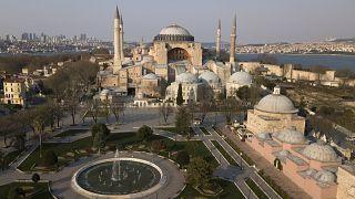 Η Κύπρος καταγγέλλει τη νέα τουρκική πρόκληση με την Αγία Σοφία