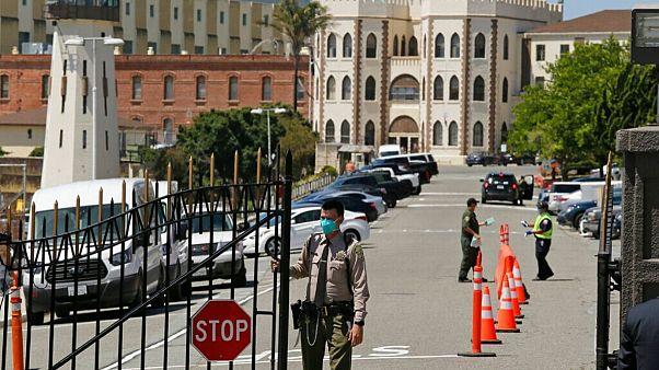 زندان «سن کوئنتین» در کالیفرنیا