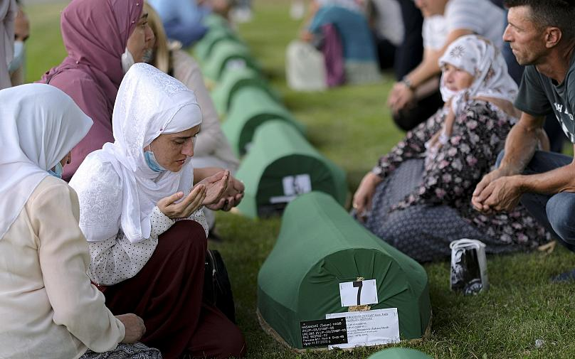Kemal Softic/Associated Press