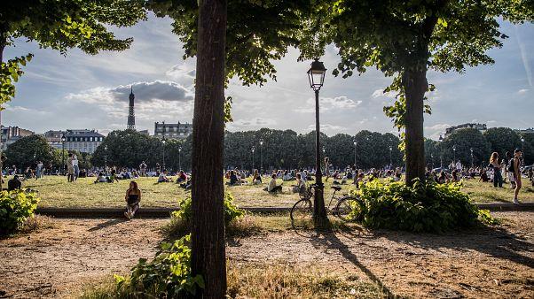 Párizs, 2020. május 28.