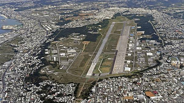 The US military base on Okinawa where a coronavirus cluster has broken out