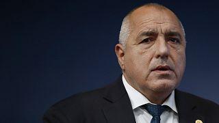 Bulgarian prime minister Boyko Borissov.