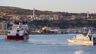 Lampedusa csordulásig megtelt