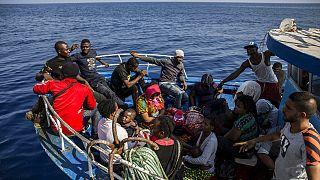 Λαμπεντούζα: Πάνω από 500 μετανάστες αφίχθησαν σε 48 ώρες
