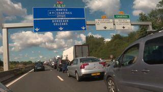 Испытания в пути: европейцы едут в отпуск
