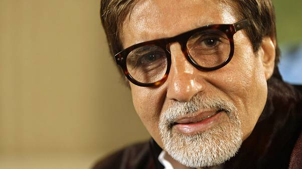 In this Nov. 10, 2009 file photo, Bollywood legend Amitabh Bachchan speaks during an interview in London. Bachchan has tested positive for COVID-19 and hospitalised in Mumbai.