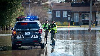 العثور على جثة طفلتين بعد عملية بحث استمرت ثلاثة أيام في كيبيك