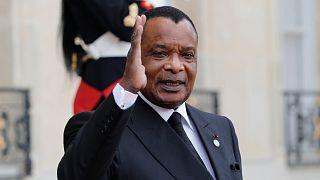 رئيس الكونغو دينيس نغيسو