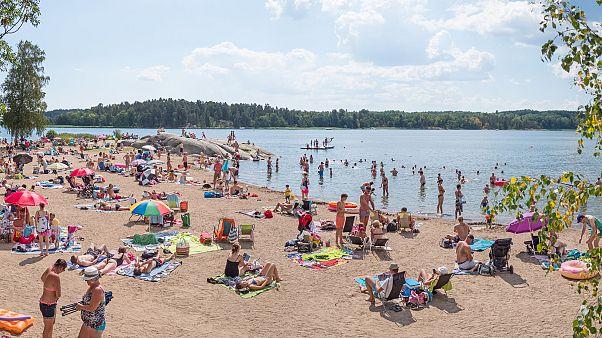 تطبيق سويدي يساعد على تحديد الشواطئ الأقل ازدحاما لمكافحة كورونا
