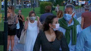 Este 9 után kötelező a maszk Karintiában