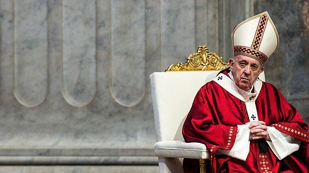 """Papa Francis: Ayasofya kararından dolayı """"derin acı"""" duyuyorum"""