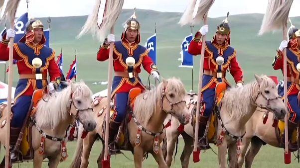 COVID-19: Mongolia's traditional Naadam festival goes online due to coronavirus fears