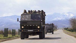 Συγκρούσεις στη μεθόριο Αρμενίας -Αζερμπαϊτζάν