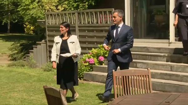 Συνομιλίες για τα σύνορα Βρετανίας - ΕΕ