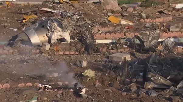 Emberi hibák sorozata okozta a lelőtt ukrán repülő tragédiáját
