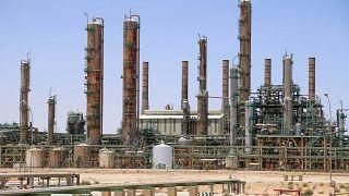 مصفاة نفطية في راس لانوف الليبية