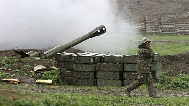 An Armenian soldier