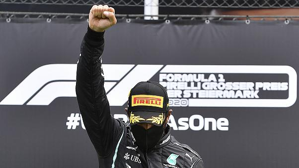 Хэмилтон выиграл Гран-при Штирии