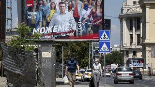 Северная Македония готовится к досрочным парламентским выборам