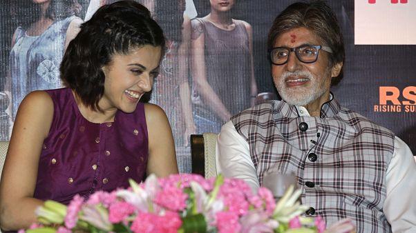 Bollywood starı Bachchan'ın ailesinde 3 nesil Covid-19'a yakalandı
