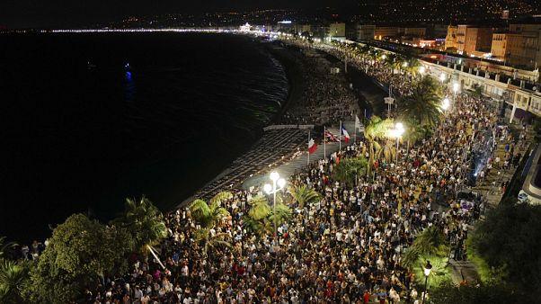 Espetáculo polémico em Nice