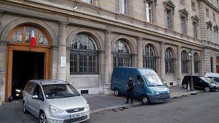 قصر العدل في باريس، فرنسا، الأربعاء 27 أبريل / نيسان 2016