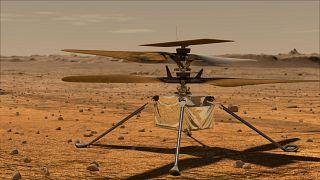 """شاهد: اللمسات الأخيرة قبيل إطلاق الإمارات مسبار """"الأمل"""" إلى المريخ"""