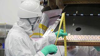 Primeira missão do mundo árabe a Marte prestes a partir