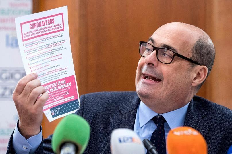 Roberto Monaldo, LaPresse via AP Photos