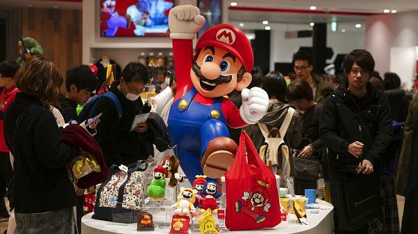 36 millió forintot adtak egy 30 éves Super Marioért