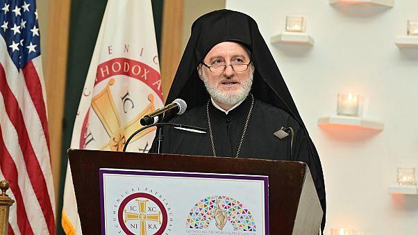 Αρχιεπίσκοπος Αμερικής Ελπιδοφόρος: «Αδιανόητη» η στάση της Τουρκίας για την Αγία Σοφία