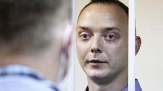 Иван Сафронов в СИЗО