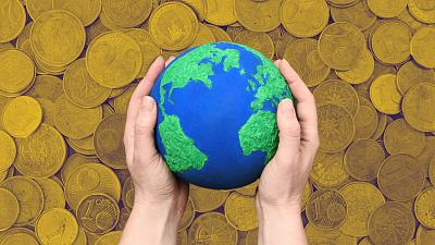 Rethinking the value we place on wealth could be essential to saving the planet.