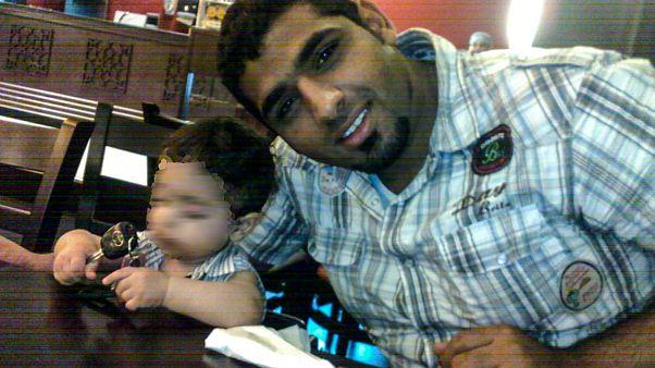 محمد رمضان، أحد المدانين بقتل الضابط البحريني في البحرين