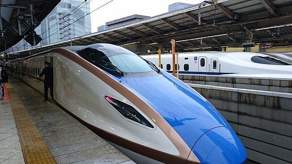 رونمایی از نسل جدید قطارهای سریعالسیر ژاپن مجهز به باتری برای حرکت