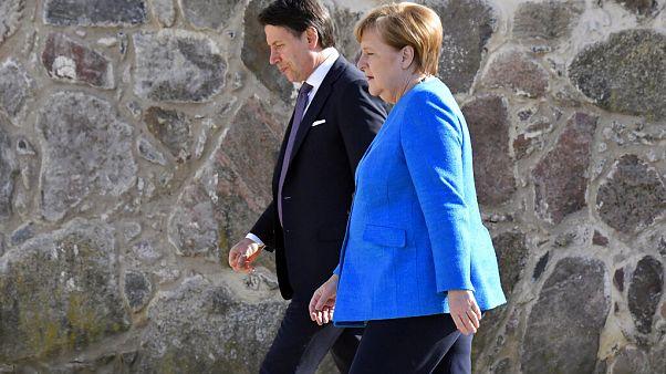 "Corona-Aufbaufonds der EU - Merkel: ""Wuchtig muss es sein"""