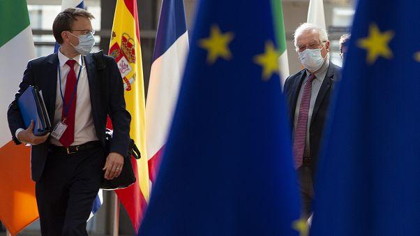 Φωτογραφία από το Συμβούλιο Εξωτερικών Υποθέσεων της ΕΕ