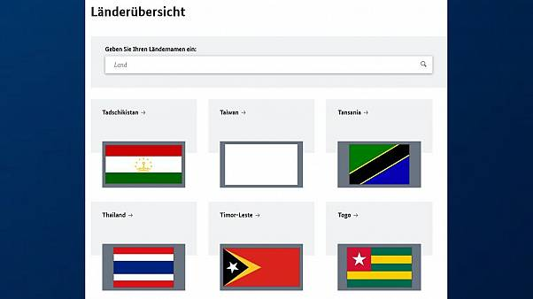 The flag did not appear on the website in archived pages dating back to 2011.