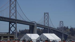 Санитарные меры, согласно директиве губернатора Калифорнии, затронут не менее 30 графств и округов штата