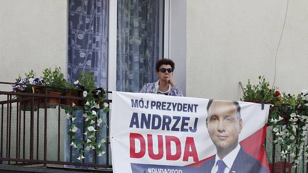 Après avoir divisé, le président polonais Andrzej Duda appelle à l'unité