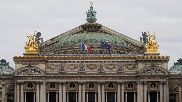 Opera Garnier Palace ( Opera Palais Garnier)