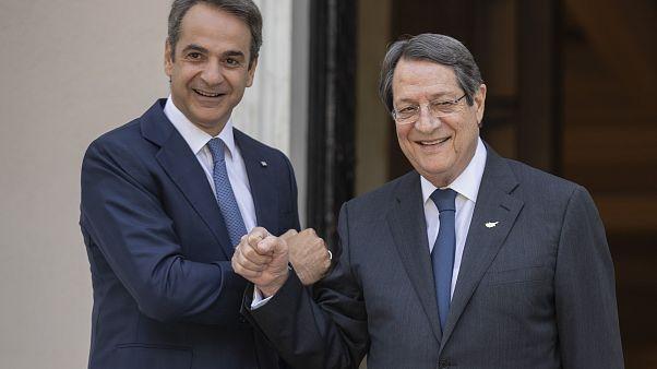 Συντονισμός δράσεων Αθήνας - Λευκωσίας απέναντι στις τουρκικές προκλήσεις