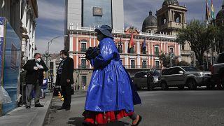 Βολιβία: Και έκτο μέλος της μεταβατικής κυβέρνησης προσβλήθηκε από τον κορονοϊό
