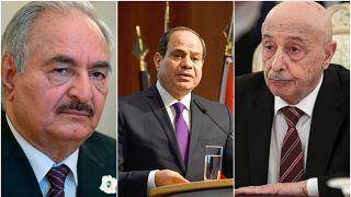 Tobruk Temsilciler Meclisi, Türkiye'ye karşı Mısır'a askeri müdahalede bulunma izni verdi