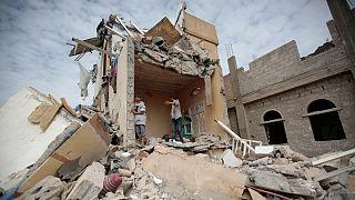 سازمان ملل: ۷ کودک و ۲ زن در حمله هوایی به یمن کشته شدند