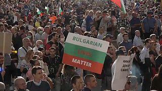 """""""Bulgarian lives matter"""" contro il premier Borissov"""